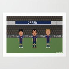 Japan 2013 Art Print