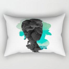 BTS - Rap Monster Smoke Effect Rectangular Pillow