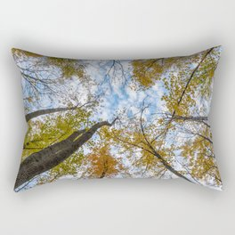 Look up ... way up! Rectangular Pillow