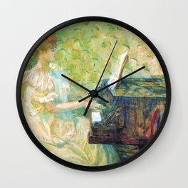 "Henri de Toulouse-Lautrec ""Misia Sert"" Wall Clock"