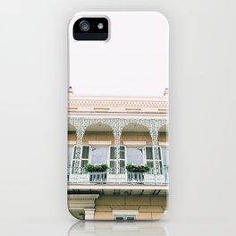 Vieux Carré New Orleans iPhone Case