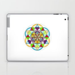 Knowledge - The Sacred Geometry Collection Laptop & iPad Skin