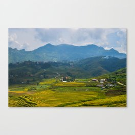 LANDSCAPE - Sa Pa Canvas Print