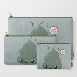 Zombie Poop Love Carry-All Pouch