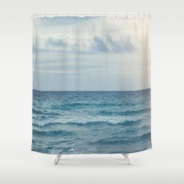 If You Let Go Shower Curtain