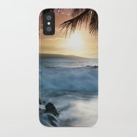 onward iPhone & iPod Cases featuring integrations by Sharon Mau