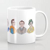 murray Mugs featuring Murray by scoobtoobins