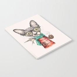 Mr.Peterbald Notebook