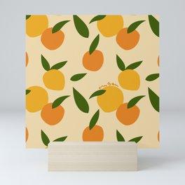 Mangoes in autumn Mini Art Print