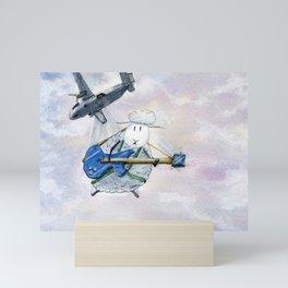 Glissando Mini Art Print