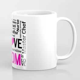 Amazing Do-it-All Mom Coffee Mug
