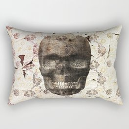 This Place is Death Rectangular Pillow
