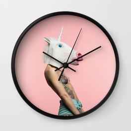 RainbW #6 Wall Clock