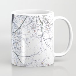 Old curved tree trunk Coffee Mug