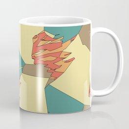 Lake Wind Desert Fire Coffee Mug