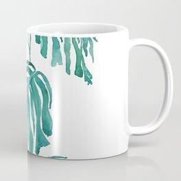 Monstera painting 2017 Coffee Mug