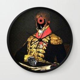 Goya´s HiFi General Wall Clock