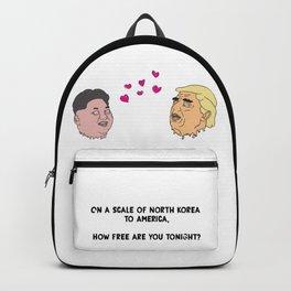 North Korea to America Backpack