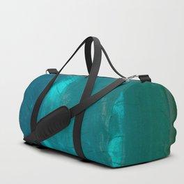 Scrolls [blue] Duffle Bag
