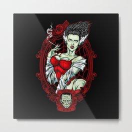 Bride of Frank Metal Print