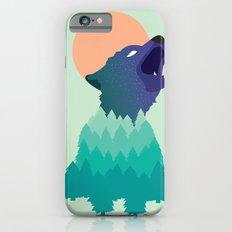 Evergreen Coyote iPhone 6s Slim Case