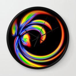 Abstract Perfection 27 Wall Clock