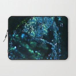 Water Droplets Laptop Sleeve