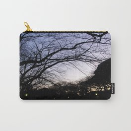 Night in Ueno Carry-All Pouch