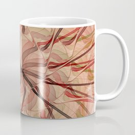 From Chaos to Energy Fractal Coffee Mug
