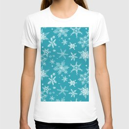 Snow Flakes 05 T-shirt
