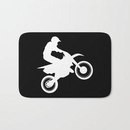Motocross Bath Mat