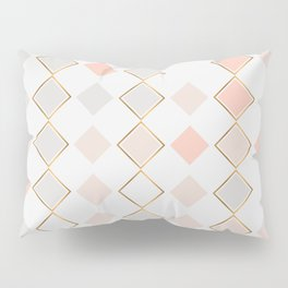 Pattern Rose Pillow Sham