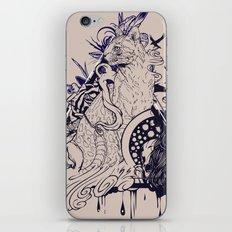 Playful Mind iPhone & iPod Skin