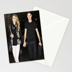 One Direction Liam Payne Danielle Peazer Payzer Stationery Cards