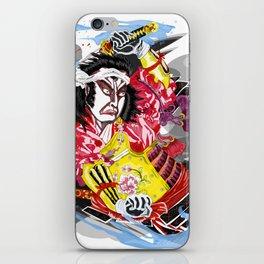 Samurai iPhone Skin