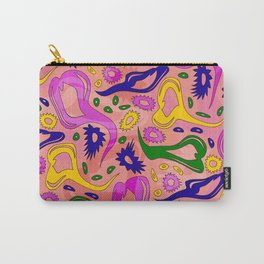 Oh My Hearts and Stars! Carry-All Pouch