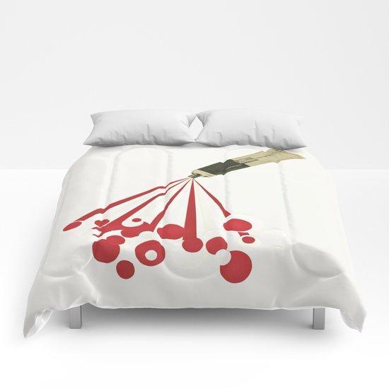 Foamy Comforters