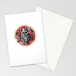 Odin Man Of The Norse Mythology Stationery Cards