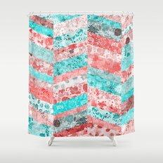 Paris Pattern Shower Curtain