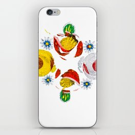 Canal roses of noproblem iPhone Skin
