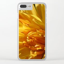 On The Bright Side Clear iPhone Case