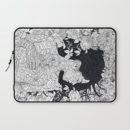 Love and Beauty Laptop Sleeve