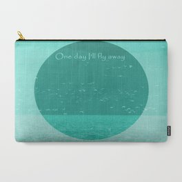 Fly away - Circle Week Carry-All Pouch