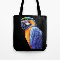 Macaw 2 Tote Bag