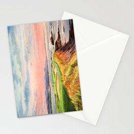 Pebble Beach Golf Course 7th Hole Stationery Cards