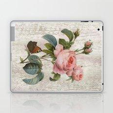Roses Nostalgie Laptop & iPad Skin