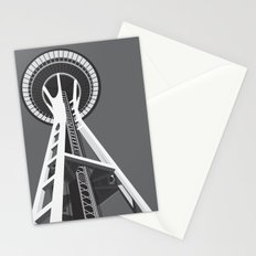 Space Needle Stationery Cards
