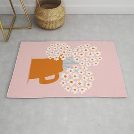 Abstraction_Floral_Blossom_002 Rug