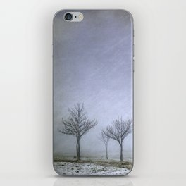 Stormy wheather iPhone Skin