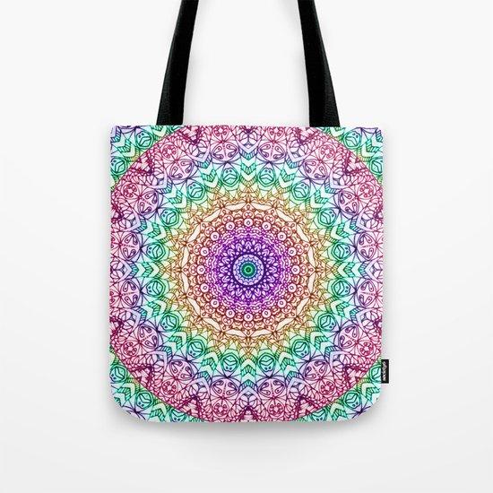 Mandala Mehndi Style G379 Tote Bag
